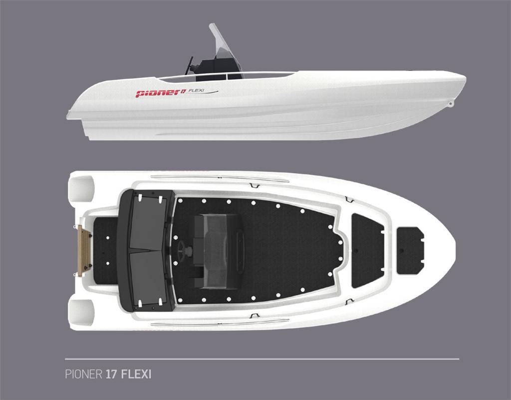 Pioner 17 Flexi - Image 3