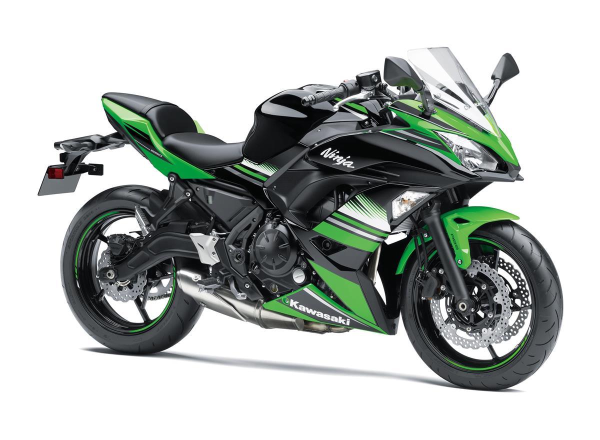 2017 Ninja 650 KRT Edition  - Image 0