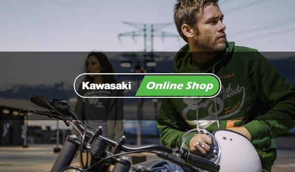 Kawasaki Klipboard | Welcome to the world of Kawasaki Motors UK
