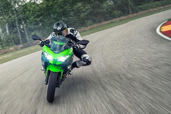 Kawasaki Ninja 400 Is Street Born Track Inspired Bournemouth