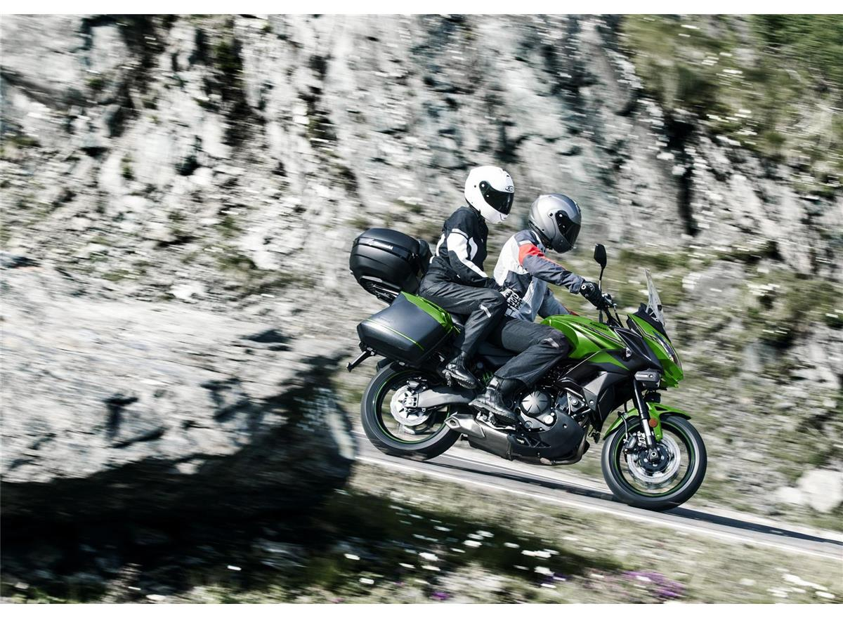 2019 Versys 650 Grand Tourer - Image 4