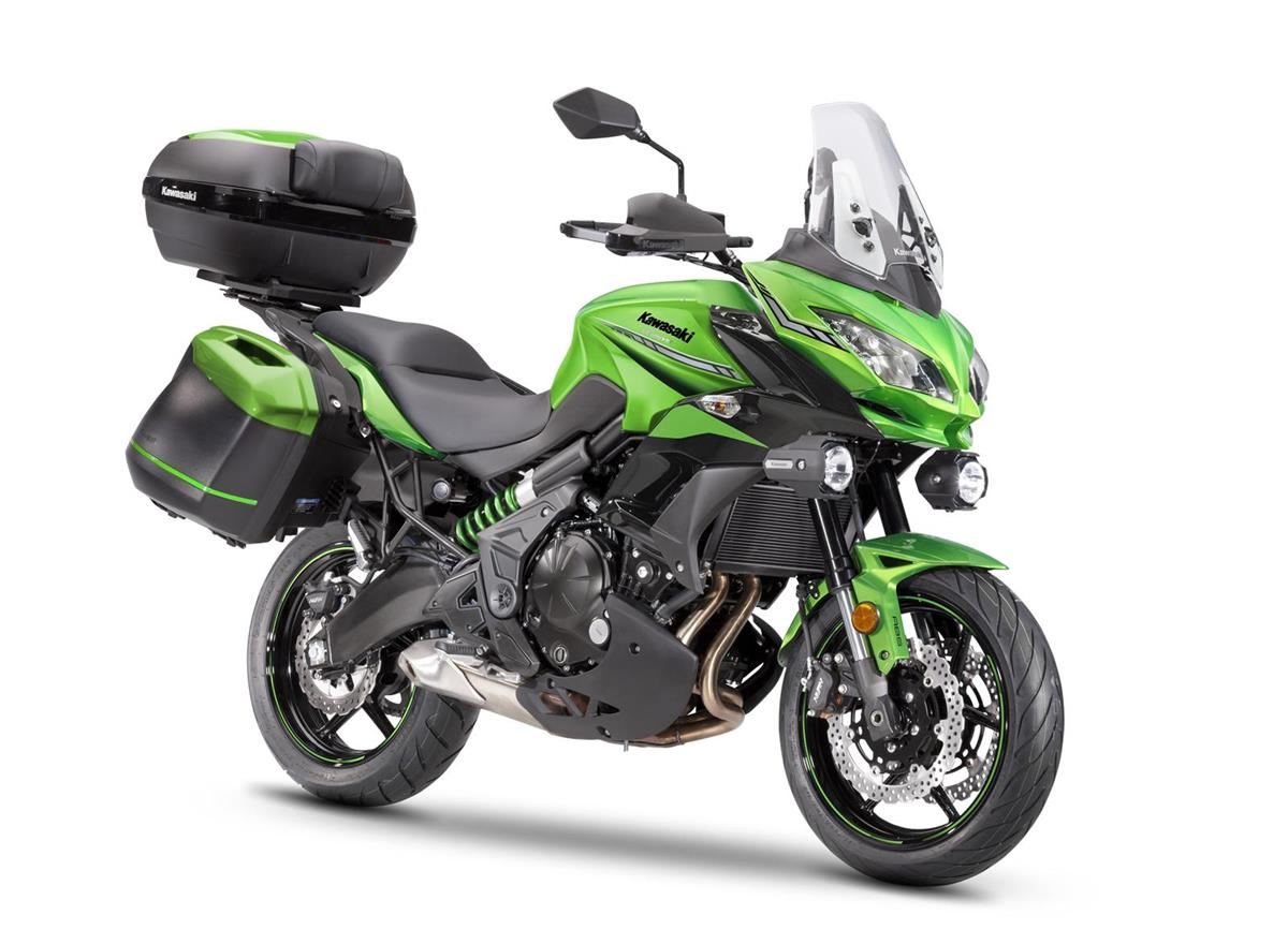 2019 Versys 650 Grand Tourer - Image 0