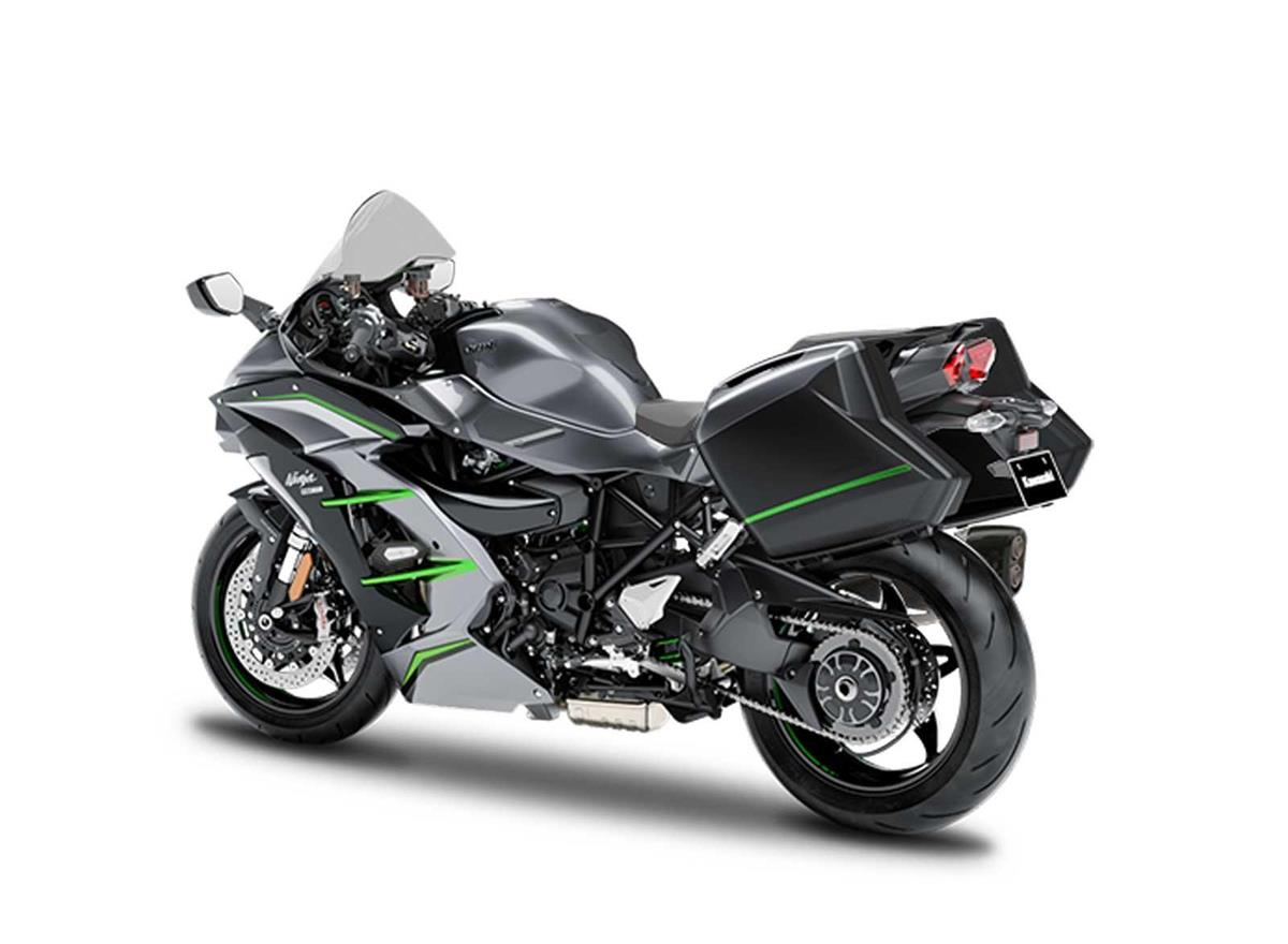 2019 Ninja H2 SX SE + Performance Tourer - Image 1
