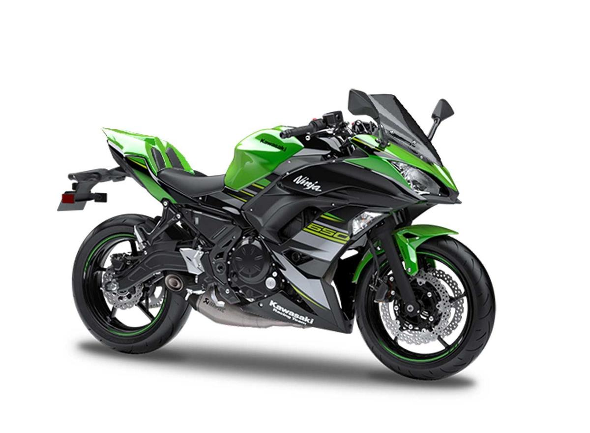 2019 Ninja 650 KRT Edition Performance - Image 0
