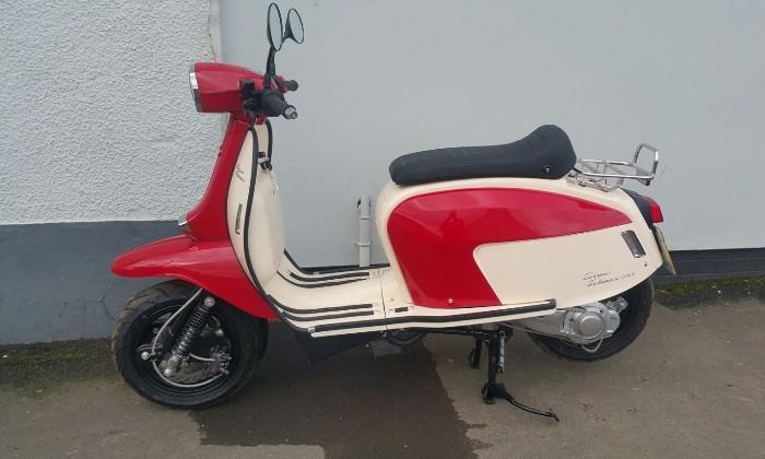 Scomadi Scooter Dealer, West Midlands | QB Motorcycles