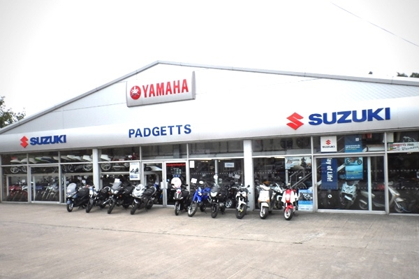 Welcome to Padgetts Motorcycles